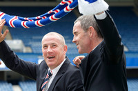 Mark_Warburton and_David_Weir_Rangers_BOSS_sw10