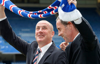 Mark_Warburton and_David_Weir_Rangers_BOSS_sw11