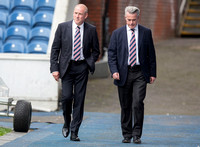 Mark_Warburton and_David_Weir_Rangers_BOSS_sw14