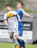 Dumbarton v Queen Of The South sw1