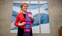 Scotland's First Minister Nicola Sturgeon 31-May-18