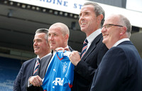 Mark_Warburton and_David_Weir_Rangers_BOSS_sw13