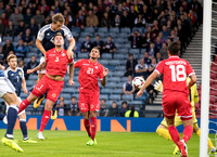 Scotland v Malta World Cup Qualifier 2017 Hampden Park 4-Sep-17