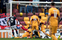 MOTHERWELL V DUNDEE (ORDERED) sw13