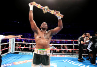 Dillian Whyte vs Ian Lewison (British Heavyweight)sw4
