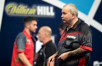 William Hill World Darts semi finals London30-Dec-17